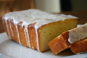 when life gives you lemons why not make lemon yogurt cake
