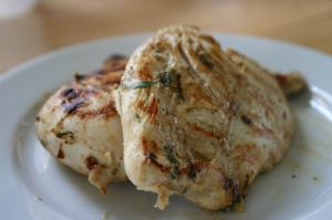 Lemon Dijon Chicken